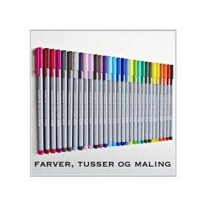 Farver & Tusser