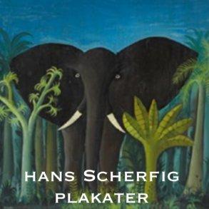 Hans Scherfig Plakater
