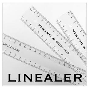 Linealer, passere & lommeregnere